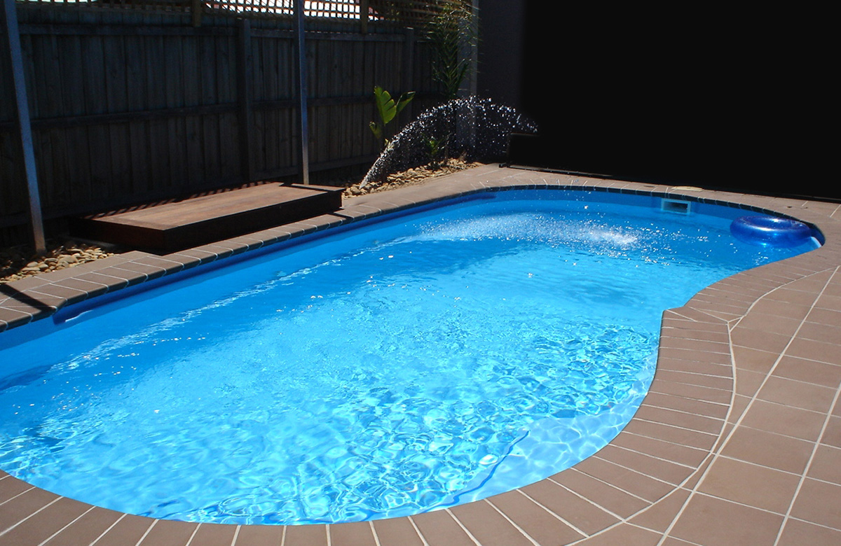 how do we manufacture our pools