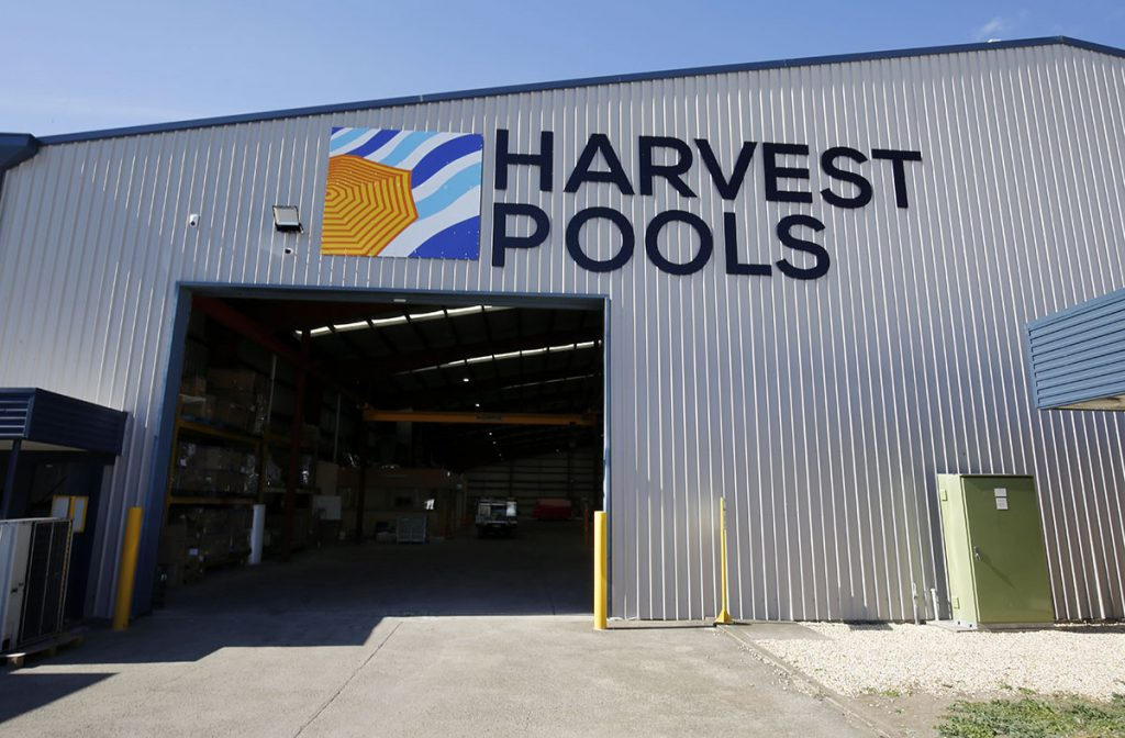 Harvest Pools Factory Rutherford