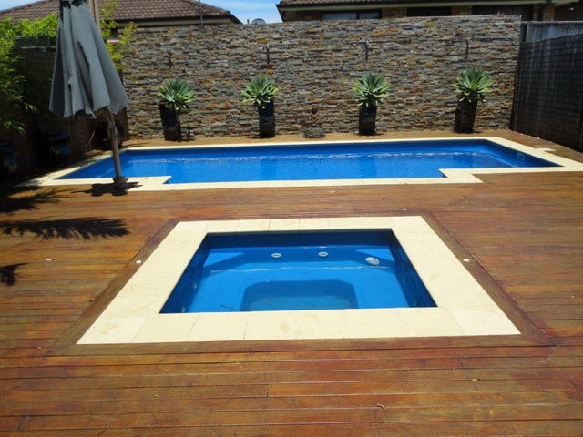 Build your Spa Pool with Harvest Pools